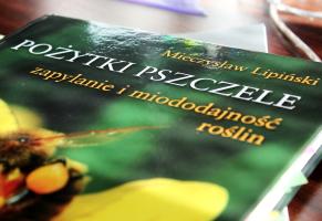 Pożytki pszczele, M. Lipiński