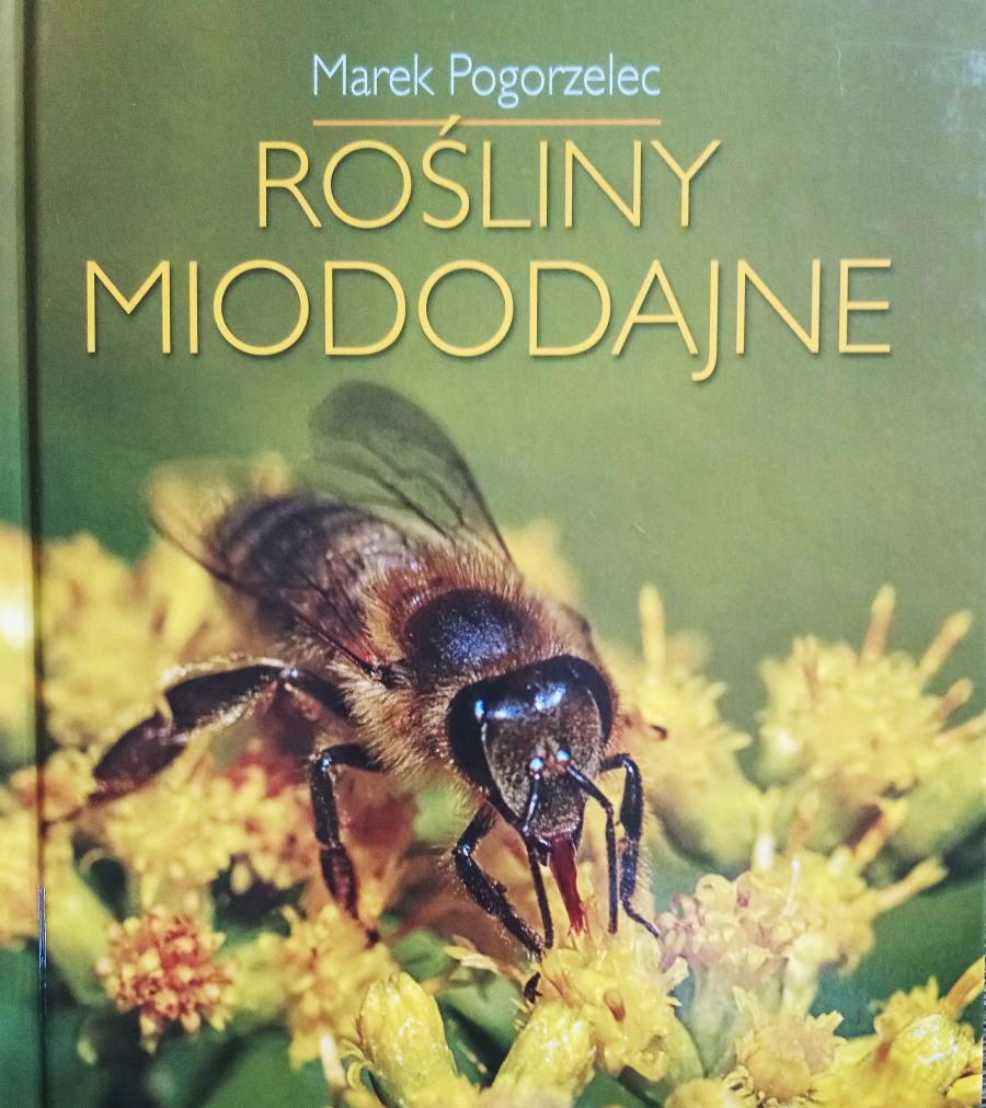 Rosliny miododajne, M. Pogorzelec - recenzja książki