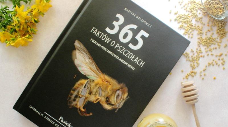 Recenzja książki 365 faktów o pszczołach
